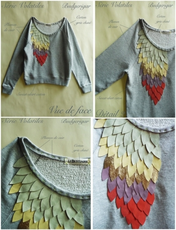 10 creative do it yourself ideas to try 3 diy sweater embellishment solutioingenieria Images