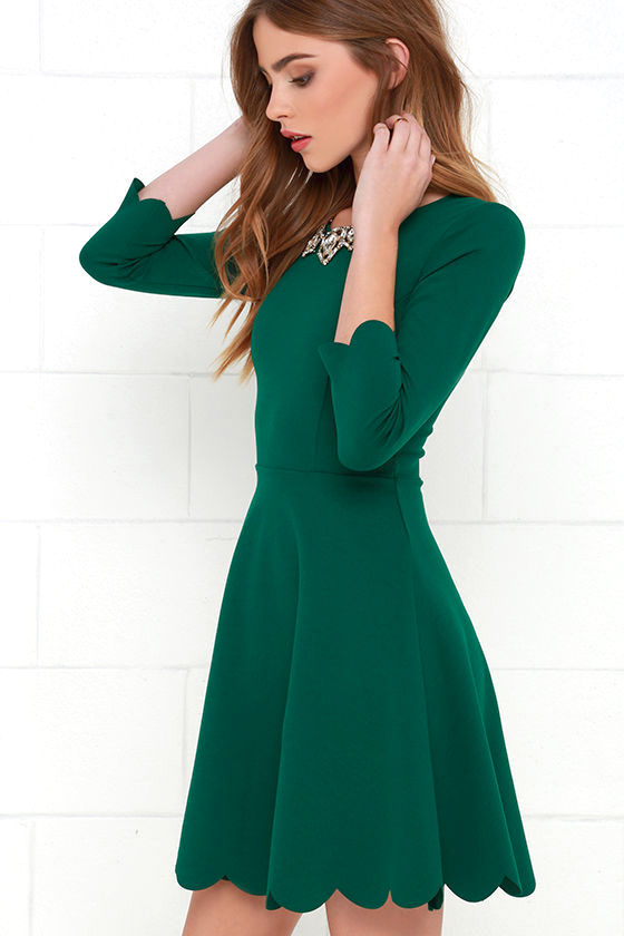 Green: How to Wear This Color of the Year