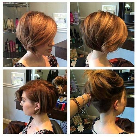 Trendy Bobs Hairstyle