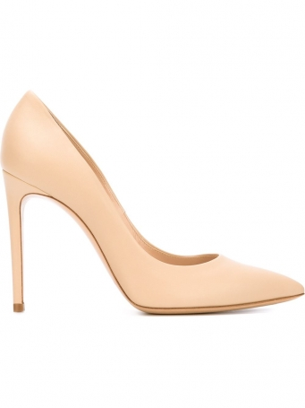 classic nudes are the shoes that go with everything
