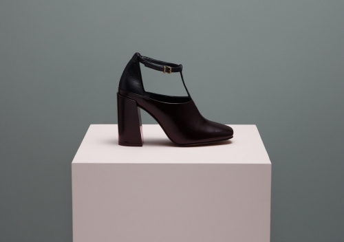 Finery London belisa leather mule shoes